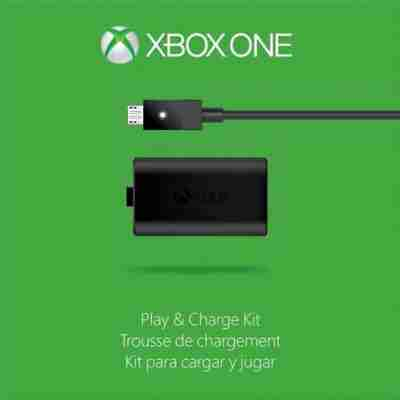 Xbox One Play and Charge Kit 01