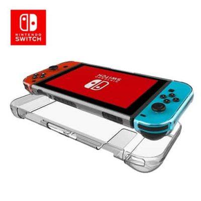 เคส Nintendo Switch และ เคส Joy-Con บางเฉียบ เหมือนไม่ได้ใส่อะไร