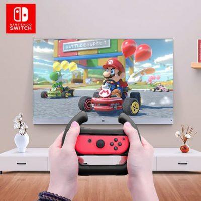 ขาย Nintendo Switch Joy Con Wheel ราคาถูก