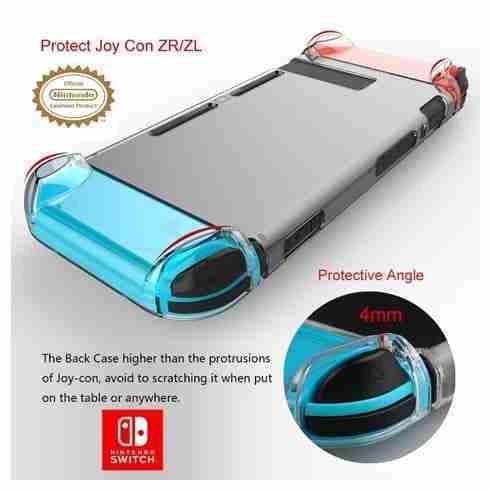 เคส Nintendo Switch แบบใส บางพิเศษ เพียง 4 mm