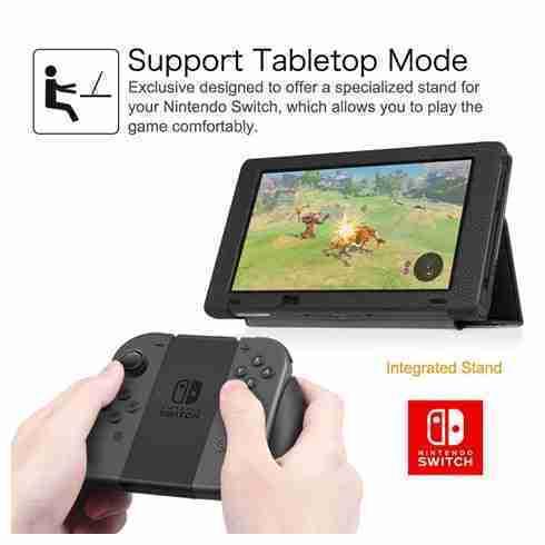 รีวิว เคส Nintendo Switch Hybrid Cover