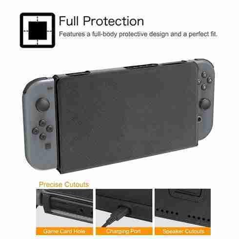 เคส Nintendo Switch Hybrid Cover สำหรับ ปิดหน้าจอ