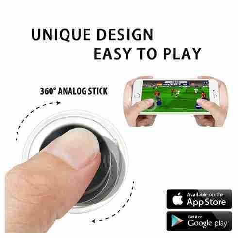 I-Joystick จอยเกมติดหน้าจอมือถือ Android-iOS