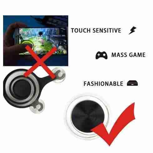 จอยเกม I-Joystick สำหรับ มือถือ แท็บเล็ต ทุกรุ่น