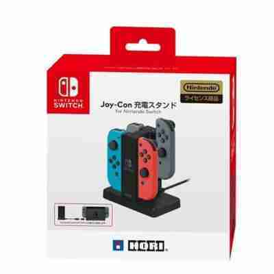 HORI Nintendo Switch Joy Con Charge Stand แท่นชาร์จ ของแท้ ราคาถูก