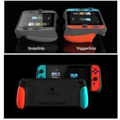 สั่งซื้อ Skull & Co Grip Case Nintendo Switch