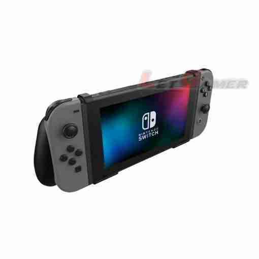 เคสเครื่องเล่นเกม ในรูปแบบ Comfort Grip เพิ่มสไตล์การใช้งานที่ง่ายต่อการควบคุม ให้กับเครื่องเล่นเกม Nintendo Switch